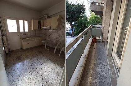 דירה באתונה יוון