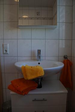 Dusche / WC im EG