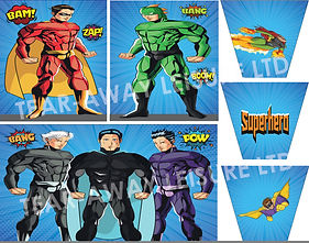 CHUNKY SUPERHEROES WATERMARKED cropped-p