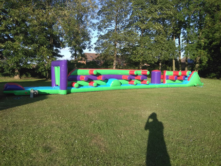 Custom made water inflatable