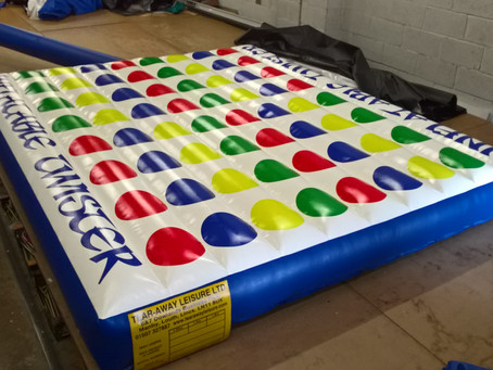 Super inflatable twister!