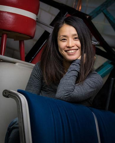 Emi Miyoshi, Choreographer, Dancer, SHIBUI Kollektiv, Freiburg, Germany, Japanese, Installation, Performing arts