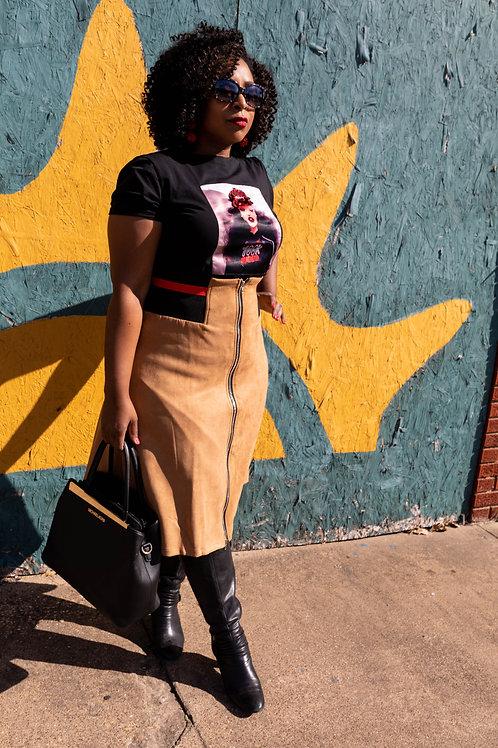 Foxy skirt