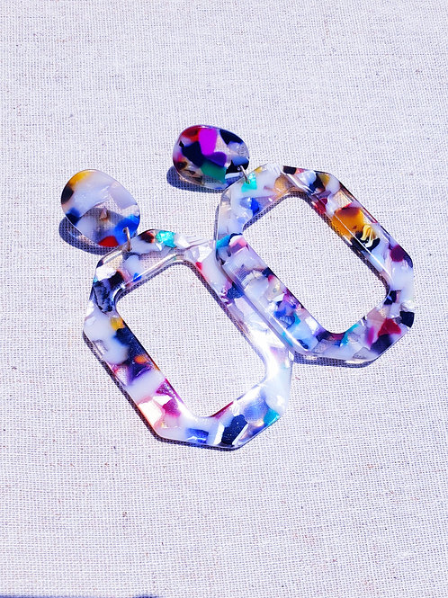 Stain glass OCTAGON shape
