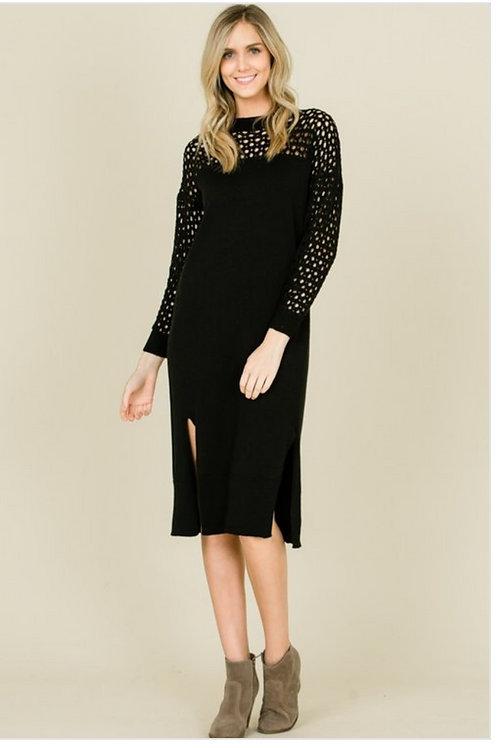 Natalie sweater dress