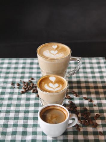 Latte, Daddy, Double Espresso