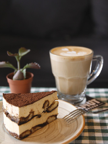 Latte, Tiramisu