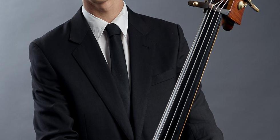 BottesinI Bass Concerto - with John Keene at Perth Town Hall