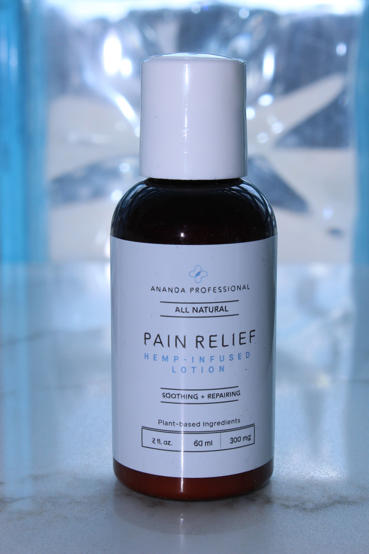 PAIN RELIEF CBD LOTION