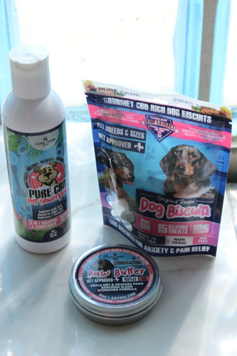 PURE PAWS CBD FOR PETS