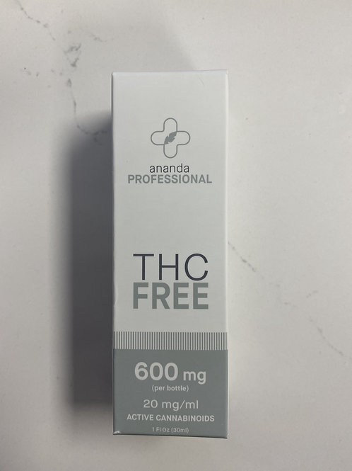 Ananda CBD Oil 600 mg (20mg/ml) 30 mL Vial
