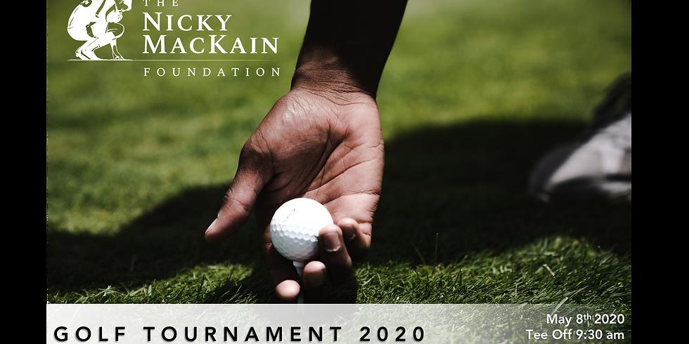 Nicky MacKain Annual Golf Tournament