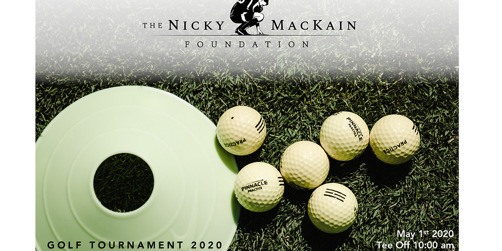 Nicky MacKain Annual Golf Tournament - Soccer Edition