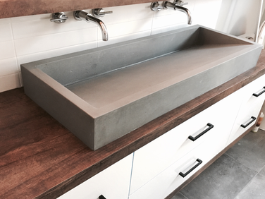 Flo vessel sink