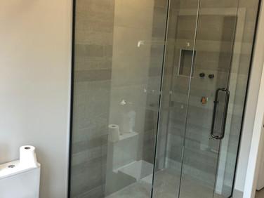 Base de douche a l'italienne