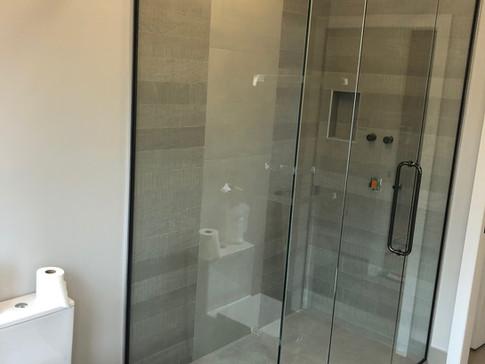 Italian shower base