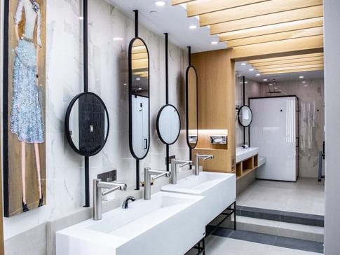Custom escale spa project