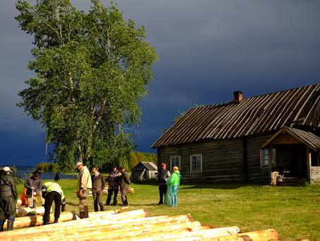 Школа начинающего волонтера и летний практикум в Гафострове