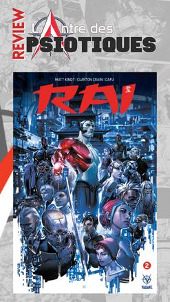 Review LADP : Rai intégrale 2