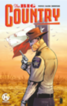 The big country H1comics Indés les bulles comics