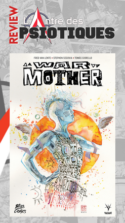 Review LADP : War Mother