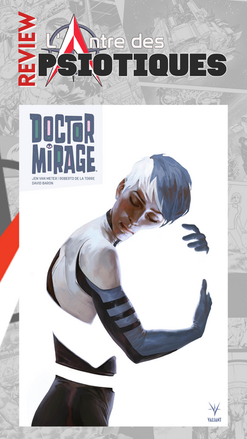 Review LADP : Doctor Mirage