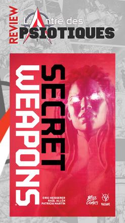 Review LADP : Secret Weapons