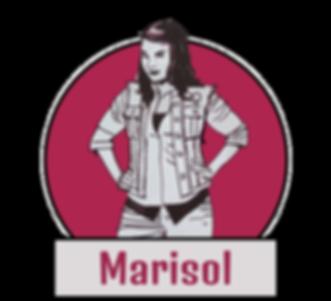 Marisol H1comics Indées les bulles comics