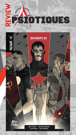 Review LADP : Divinity Tome 3
