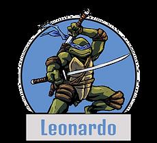 Leonardo TMNT Indées les bulles comics