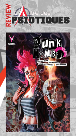 Review LADP : Punk Mambo