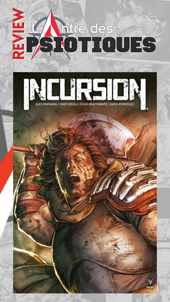 Review LADP : Incursion