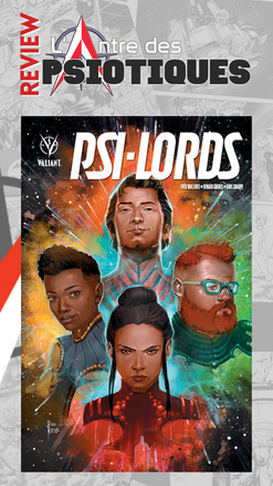 Review LADP : Psi-Lords