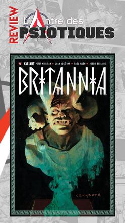 Review LADP : Britannia Tome 1