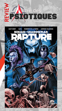 Review LADP : Rapture