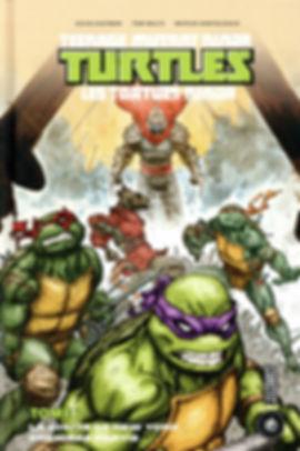 TMNT Tome 2 Hi Comics Indées les bulles comics