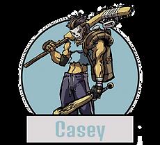 Casey TMNT Indées les bulles comics