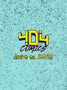 404 comics arrive en 2021