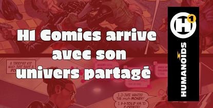 H1comics Indées les bulles comics