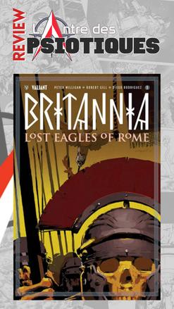 Review LADP :  Britannia Tome 3