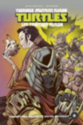 TMNT Clan Foot Indées les bulles comics