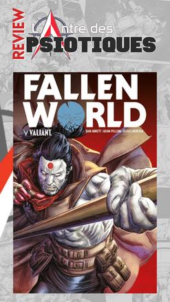 Reviews LADP : Fallen World