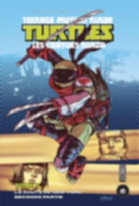 TMNT Tome 3 Hi Comics Indées les bulles comics
