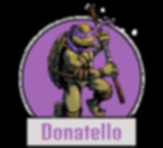 Donatello TMNT Indées les bulles comics