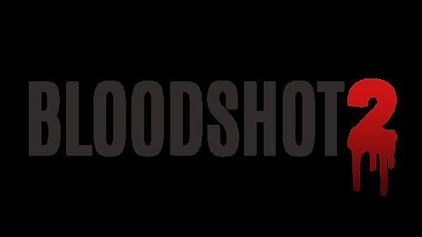 Logo Bloodshot 2 par L'antre des psiotiques