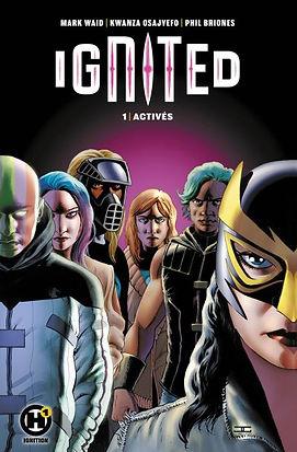 Ignited H1comics Indées les bulles comics