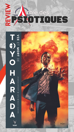 Review LADP : Vie et Mort de Toyo Harada