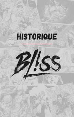 Historique Bliss Éditions