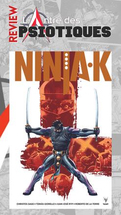 Review LADP : Ninja-K