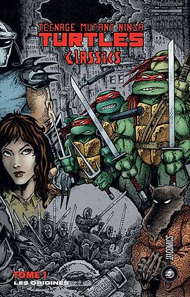TMNT Classics Indées les bulles comics